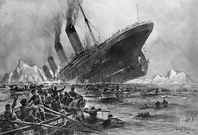 The Titanic: A Night to Remember in Mayo | A SILVER VOICE FROM IRELAND