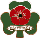Irish Poppy Badge PNG (website)