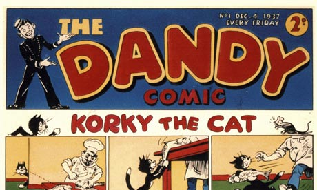 The Dandy No. 1, 4th December 1937