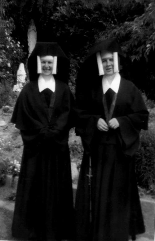 A couple of St Louis Nuns