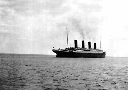 Titanic last