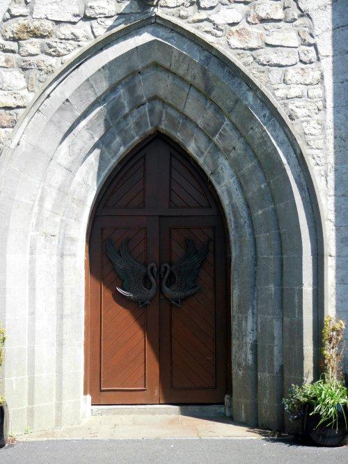 Drumcliffechurchdoor