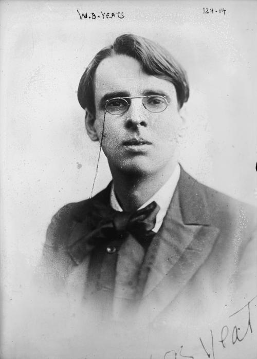 Heritage week w b yeats poet in drumcliffe a silver voice from