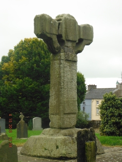 The Unfinished High Cross