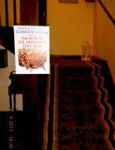 Speaker Poster in Hotel
