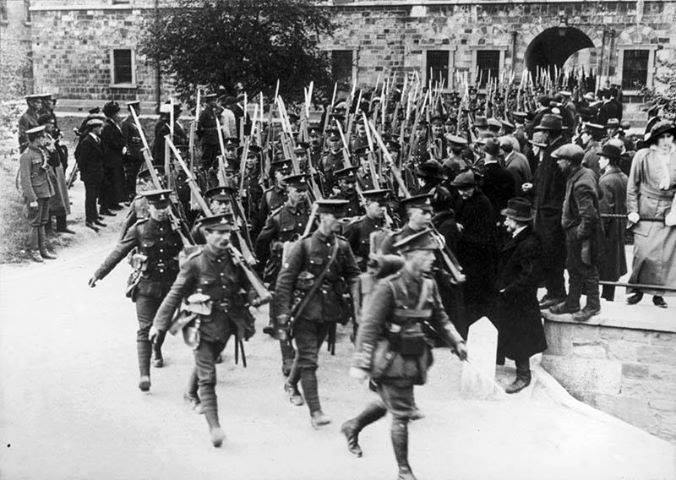Royal Dublin Fus 1915