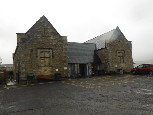 Dunfanaghy Workhouse, Co. Donegal