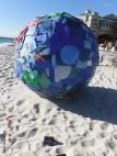 Plastic Rubbish Beach Ball