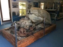 Remains of BOAC Sunderland