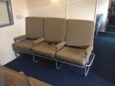 Seating for 35 passengers with lots of leg room!