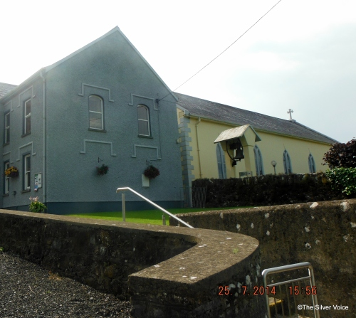 Ardpatrick National School adjacent to the Church