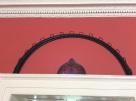 Ornamental weapon storage