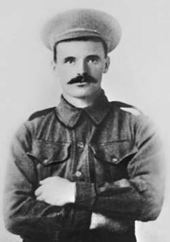 Martin O'Meara in 1916 Image Wikimedia Commons