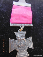 Martin O Meara's Victoria Cross