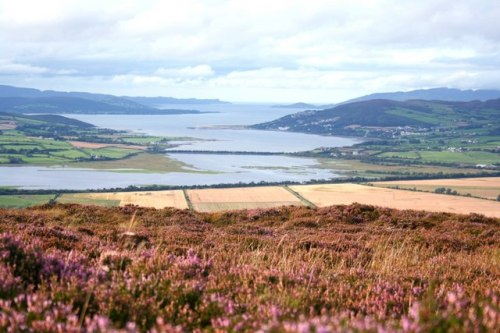 The Sheltered waters of Lough Swilly (Image  Boyd Gray Creative Commons Licensed for reuse)
