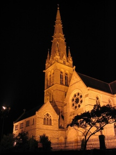 St Eunan's Cathedral Letterkenny (Image Wikimedia Commons)