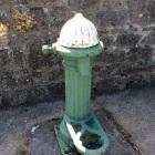 A Victorian water pump