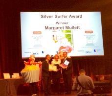 Margaret was the Winner!