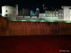 Seas of Red fill the Tower Moat