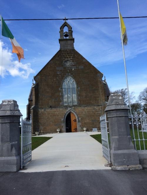 The Church of the Assumption Lattin, Co Tipperary