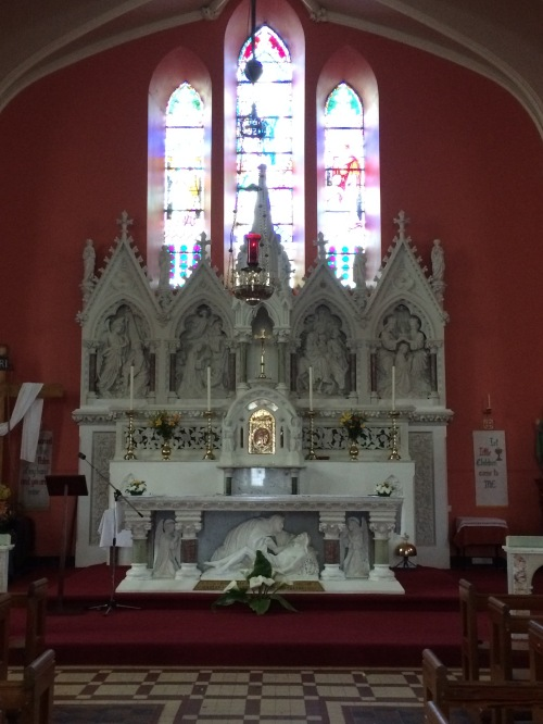 The High Altar, RC Church Lattin Co Tipperary