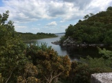 The smaller Lough Cullin