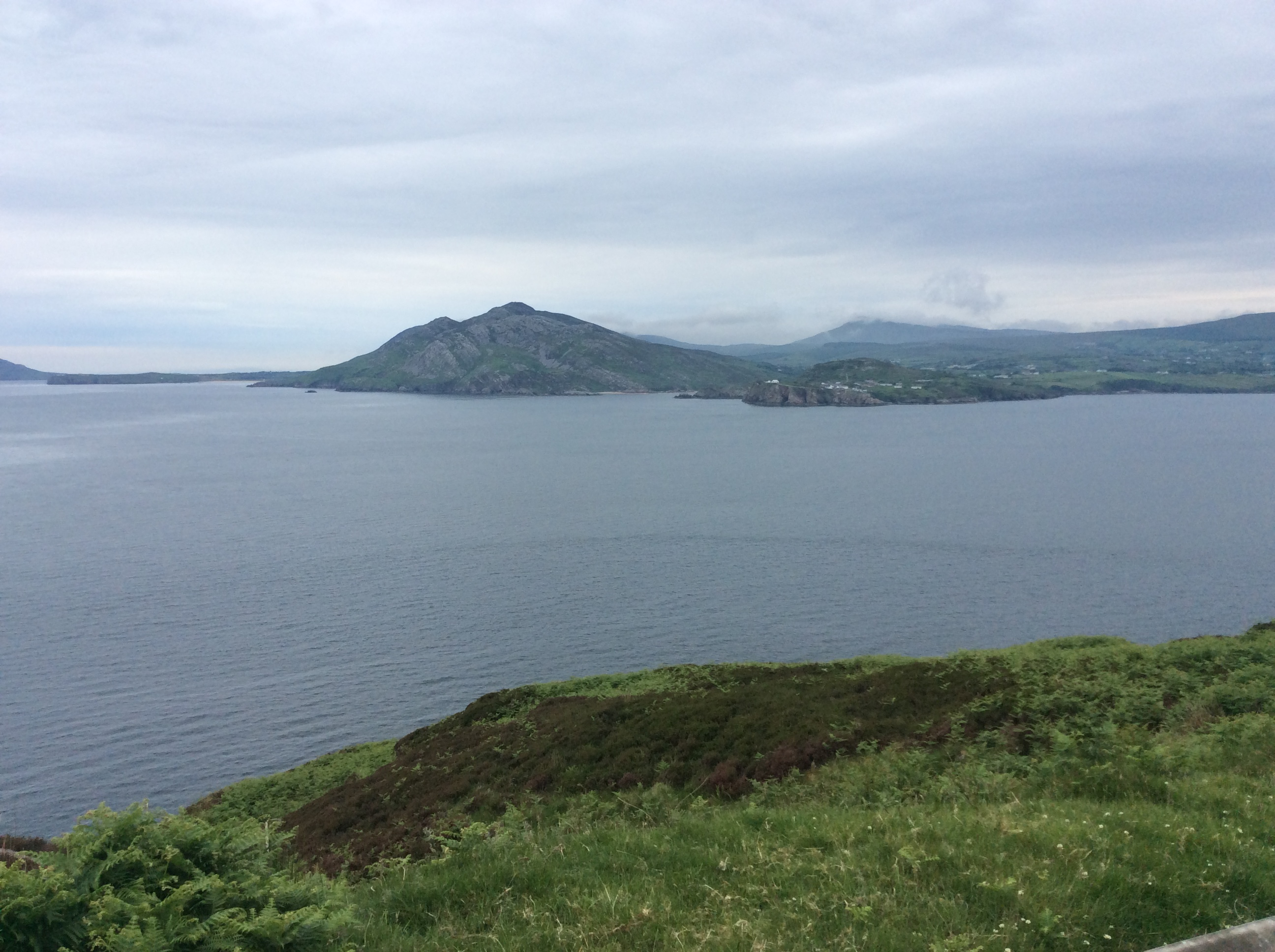 Dunree Fort guarded the deep safe anchorage of Lough Swilly up until 1938 when the British Navy left