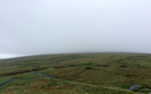 Blanket bog protects the site