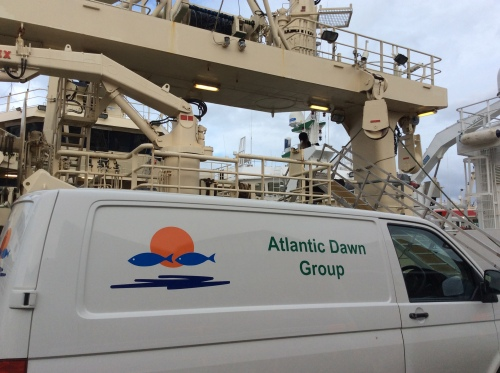 Vehicle of Atlantic Dawn Group