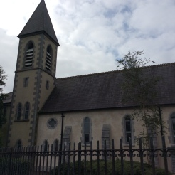The convent chapel