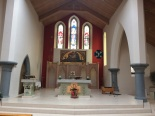 Main Altar St Mary's, Newtownforbes