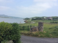 Carrigart sits on a tidal inlet of Mulroy Bay