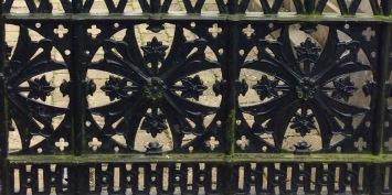 St. Michael's gates
